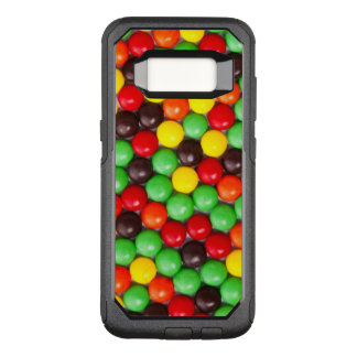 Colorful candies OtterBox commuter samsung galaxy s8 case