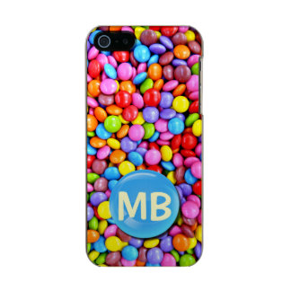 Colorful Candies Personalize Photo Incipio Feather® Shine iPhone 5 Case