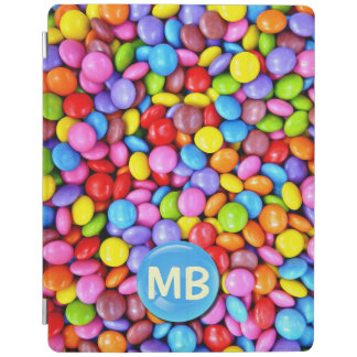 Colorful Candies Personalize Photo iPad Cover