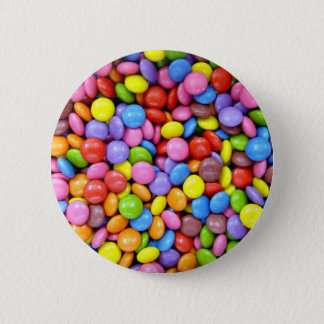 Colorful Candy 6 Cm Round Badge
