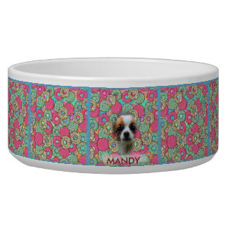 Colorful Candy Pattern - Donuts, Dog,