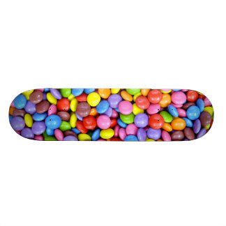 Colorful Candy Skateboard Decks