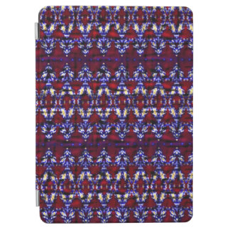 Colorful carpet pattern iPad air cover
