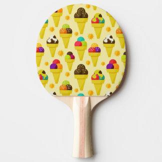 Colorful Cartoon Ice Cream Cones