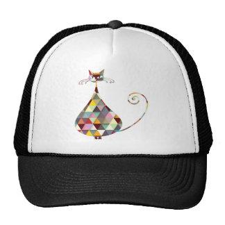 COLORFUL CAT HATS