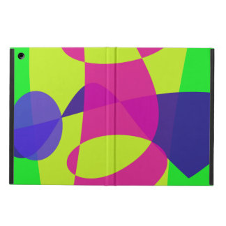 Colorful Caterpillar Cover For iPad Air