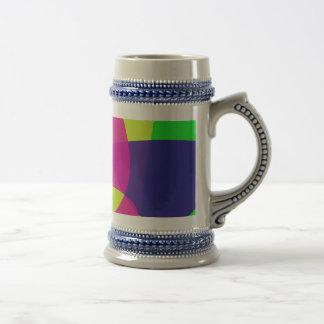 Colorful Caterpillar Coffee Mugs