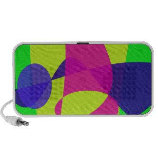Colorful Caterpillar Notebook Speaker