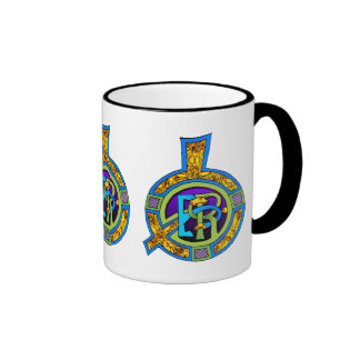 Colorful Celtic Art Tees, Totes and Gifts Coffee Mugs