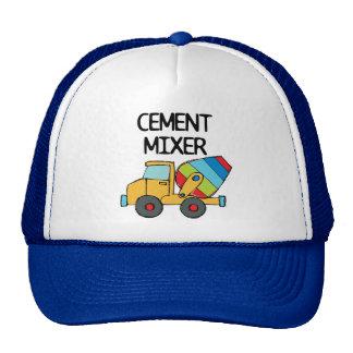 Colorful Cement Mixer Cap