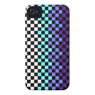 Colorful chessboard iPhone 4 cover