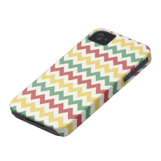 Colorful Chevron Iphone 4/4S Case