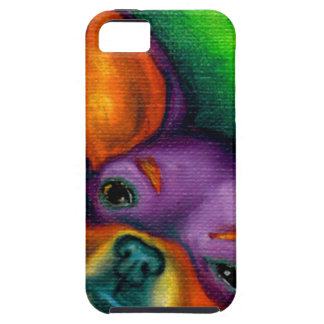 Colorful Chihuahua iPhone 5 Case