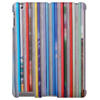 colorful children books iPad case