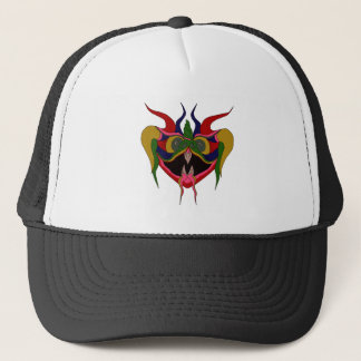 COLORFUL CHINESE DRAGON BALL CAP