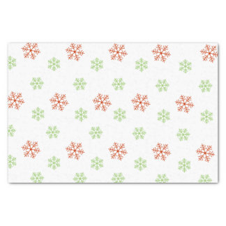 Colorful Christmas Tissue Paper