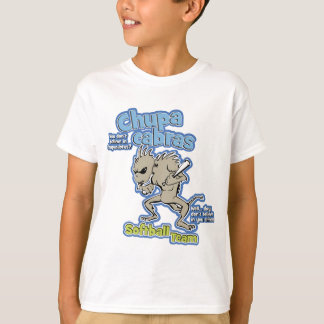 Colorful Chupacabra T-Shirt