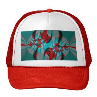 Colorful Circle Hat
