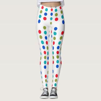 Colorful Circles Leggings