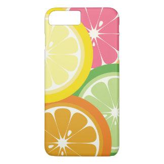 Colorful Citrus Fruit Iphone 7 Case