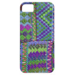 Colorful Cloth Iphone Case iPhone 5 Case