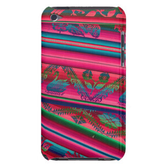 Colorful cloth iPod touch Case-Mate case
