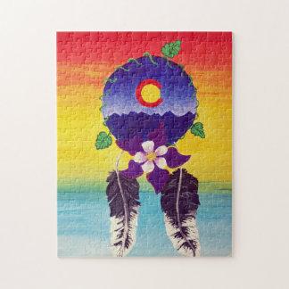 Colorful Colorado Jigsaw Puzzle