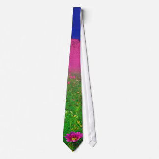 Colorful Colorado, Pikes Peak Mountain Tie