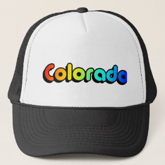 colorful colorado. v2. trucker hat