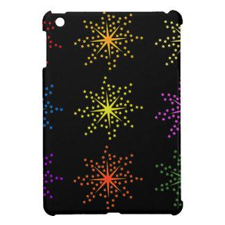 Colorful Comic Explosions iPad Mini Cases
