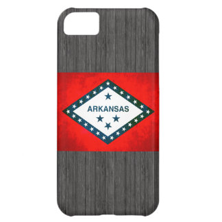 Colorful Contrast Arkansan Flag iPhone 5C Case