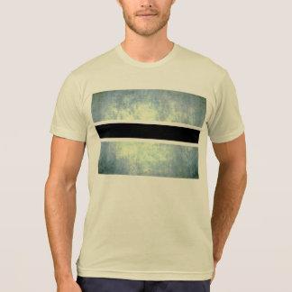 Colorful Contrast Batswana Flag Tee Shirts