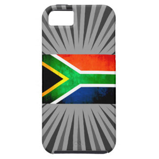 Colorful Contrast South AfricanFlag iPhone 5 Cases