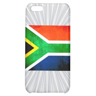 Colorful Contrast South AfricanFlag iPhone 5C Case