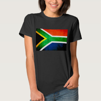 Colorful Contrast South AfricanFlag Shirt