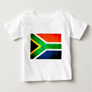 Colorful Contrast South AfricanFlag T-shirts