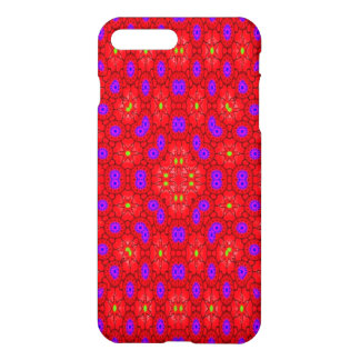 Colorful cool pattern iPhone 7 plus case
