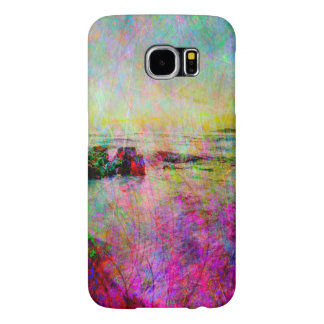 Colorful Cool Waters Samsung Galaxy S6 Cases