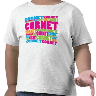 Colorful Cornet T-shirt