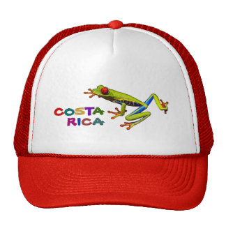 Colorful Costa Rica Cap