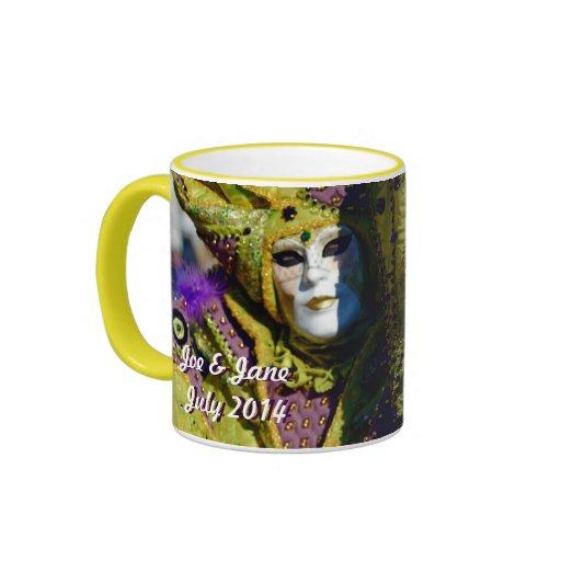 Colorful Couple Coffee Mugs