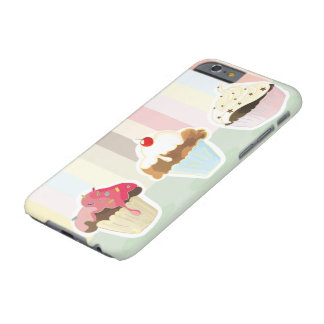 colorful cupcake phonecase barely there iPhone 6 case
