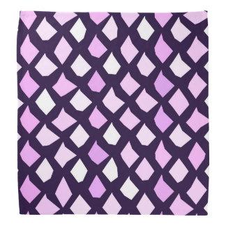Colorful Cute Modern Trendy Pattern Bandana