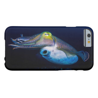 Colorful Cuttlefish on the Great Barrier Reef Barely There iPhone 6 Case