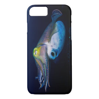 Colorful Cuttlefish on the Great Barrier Reef iPhone 7 Case