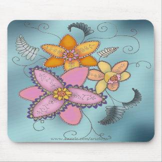 Colorful Daffodils Mousepad
