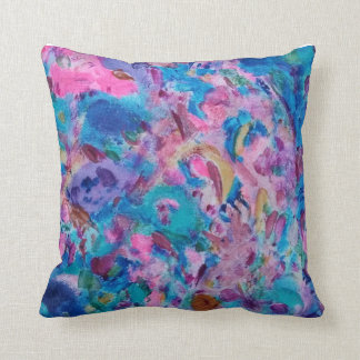 Colorful Day Pillow