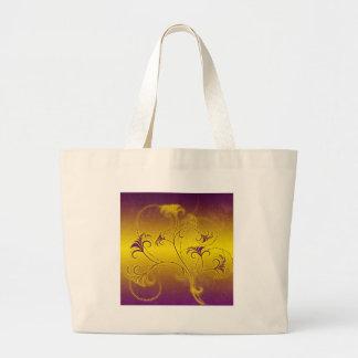 Colorful Decoration Tote Bag