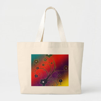 Colorful Decoration Tote Bags