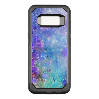 Colorful Deep Space Modern Design OtterBox Commuter Samsung Galaxy S8 Case